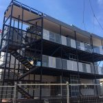 Three Storey Relocatable School Classrooms