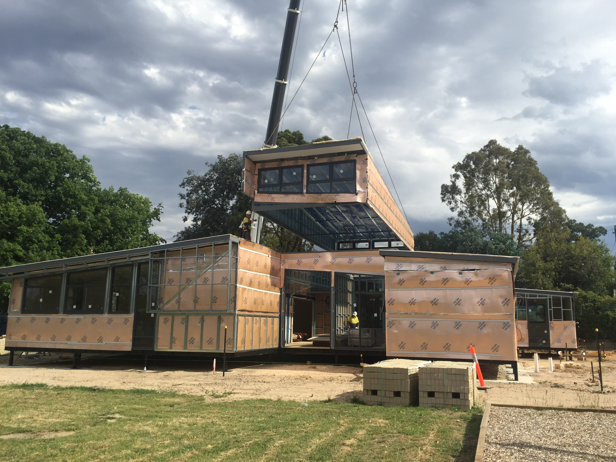Building the prefab schools of the future