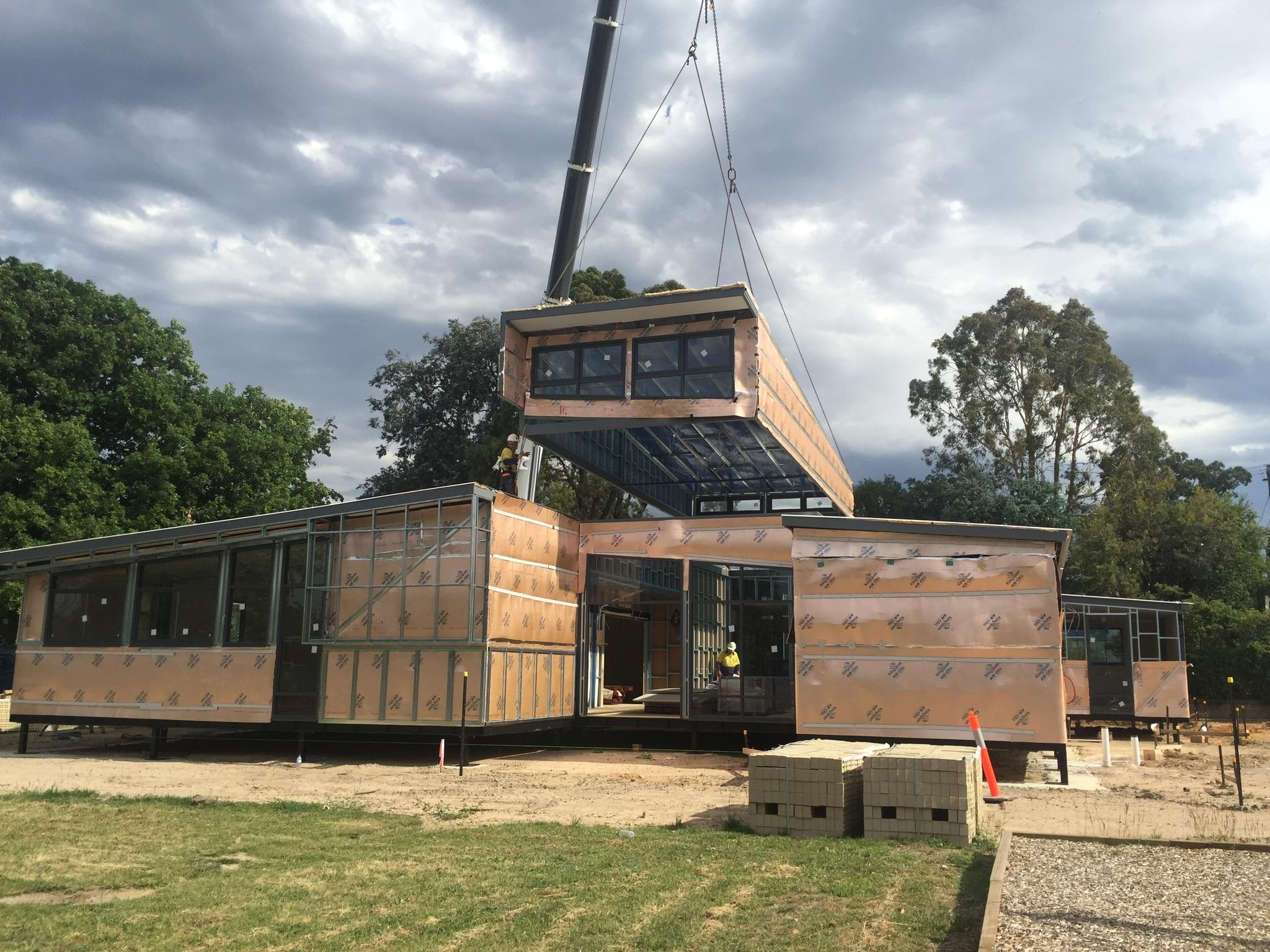 Building the prefab schools of the future