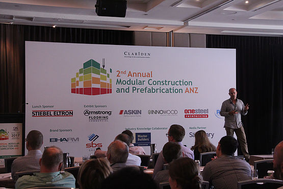 Highlights from the 2nd Modular Construction Conference