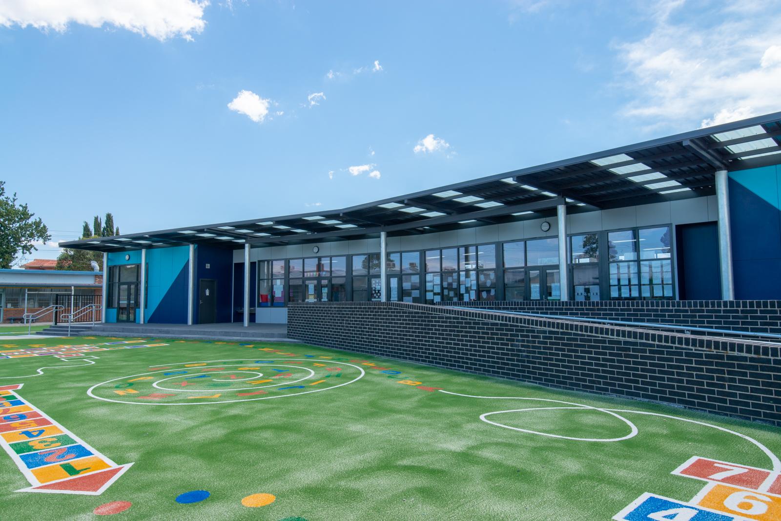 Thomastown East Primary School
