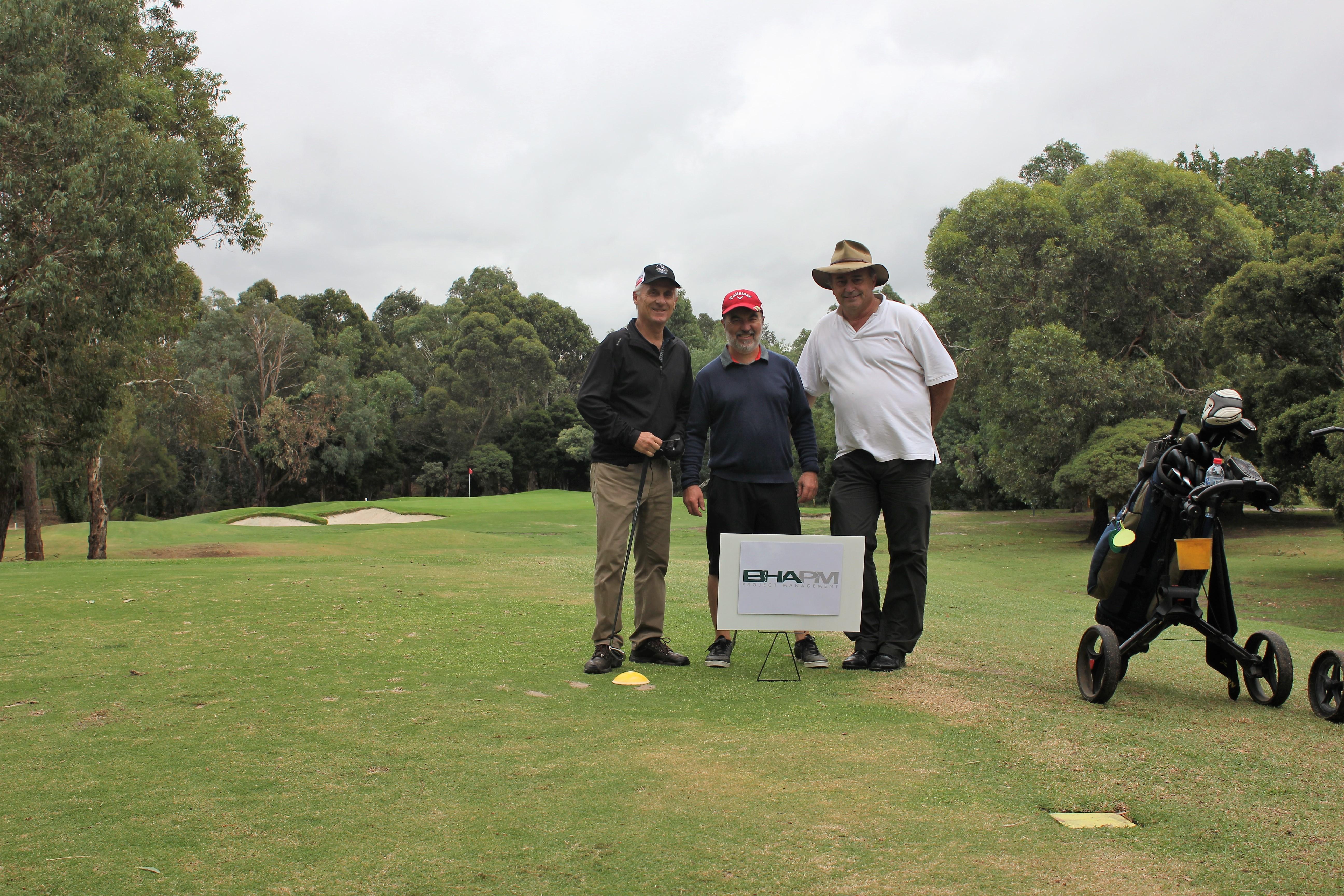 Taralye Golf Day Fundraiser