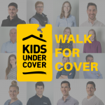 Walk For Cover – Kids Under Cover