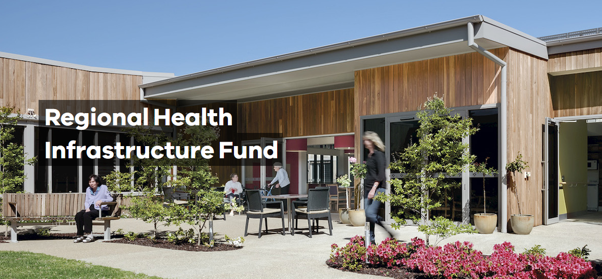 Regional Health Infrastructure Fund, VIC