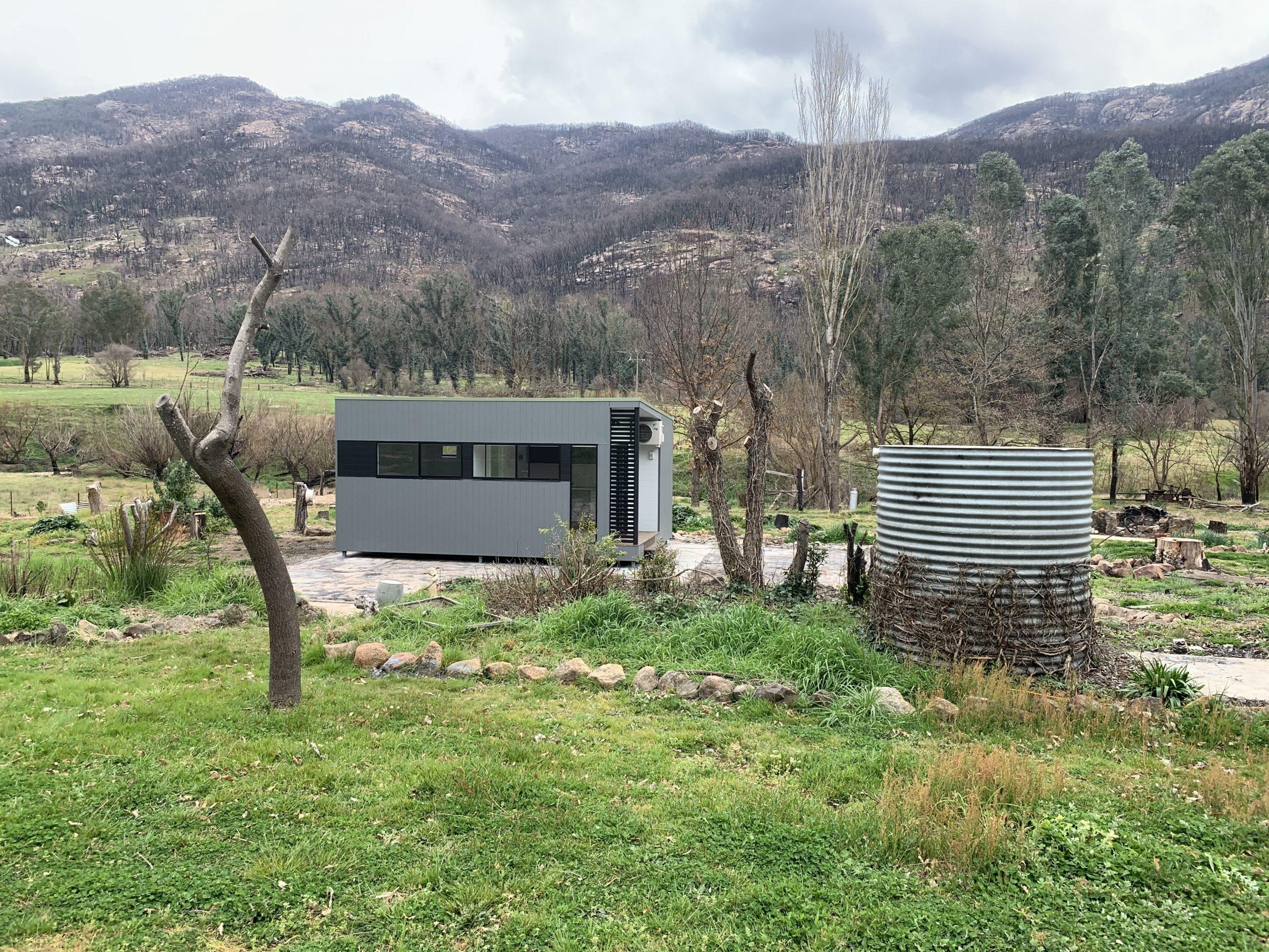 Short Term Modular Housing, Bushfire Recovery Victoria