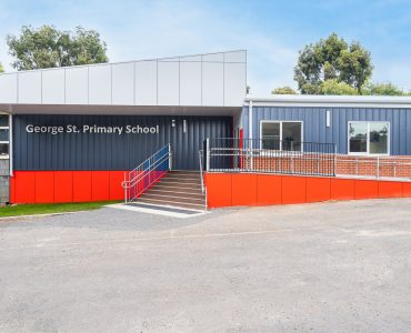George Street Primary School – Hamilton