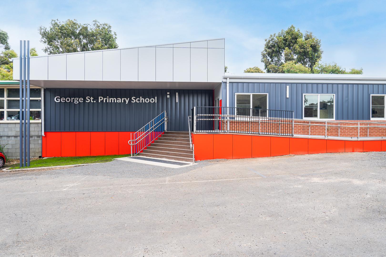 George Street Primary School – Hamilton